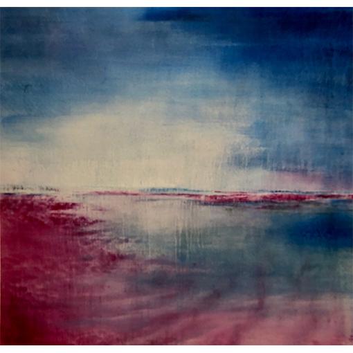 Paysage - cours de peinture à l'huile à Vevey par Fabienne Vogeli